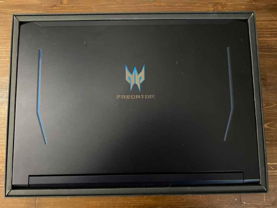 Обзор игрового ноутбука Predator Helios 300 от Acer, Его купить гораздо легче, чем новые видеокарты!