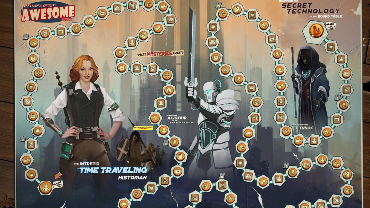 Fallout 76 - Подробности о сезоне Скриптор Авалона
