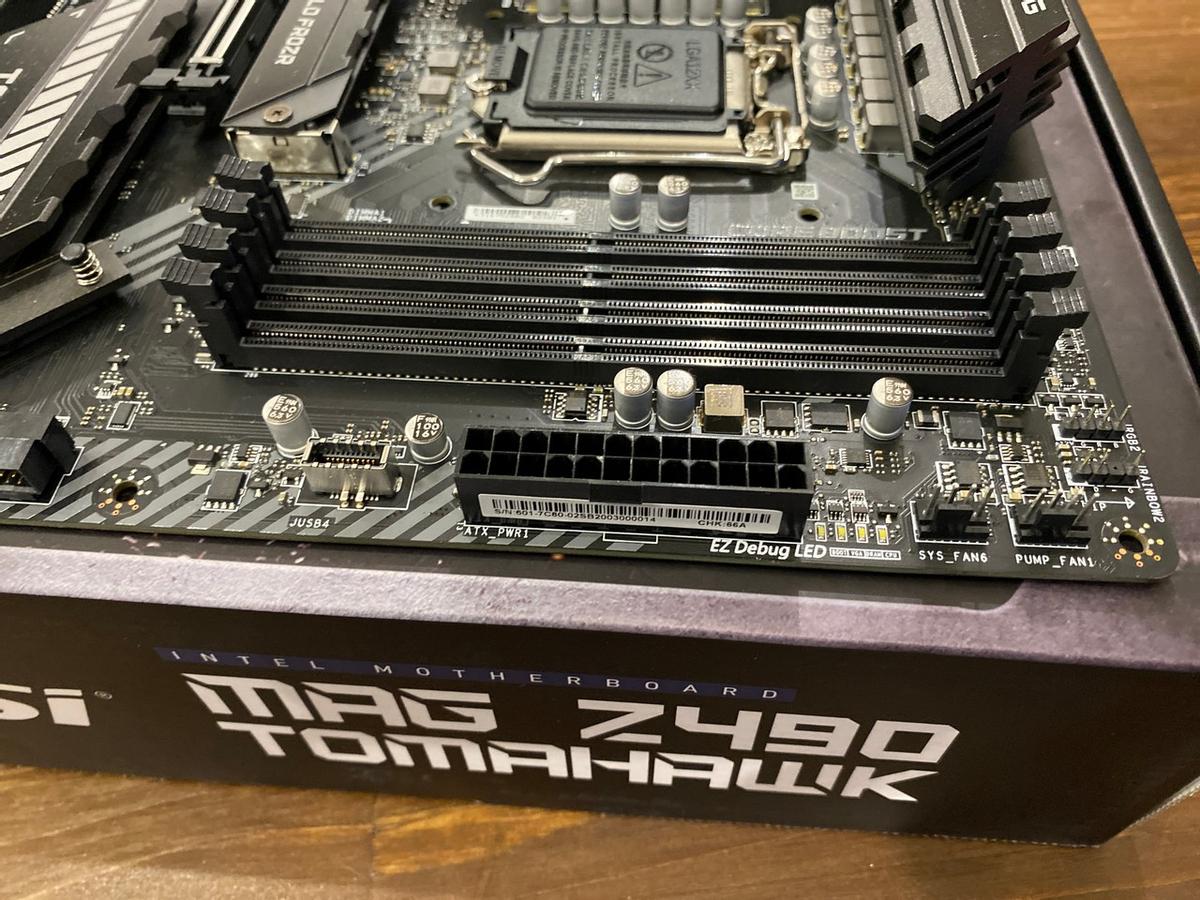 [Обзор] MSI MAG Z490 Tomahawk — бюджетная материнская плата для процессоров нового поколения