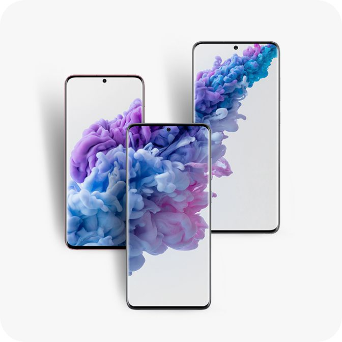 Samsung официально представили линейку Galaxy S20