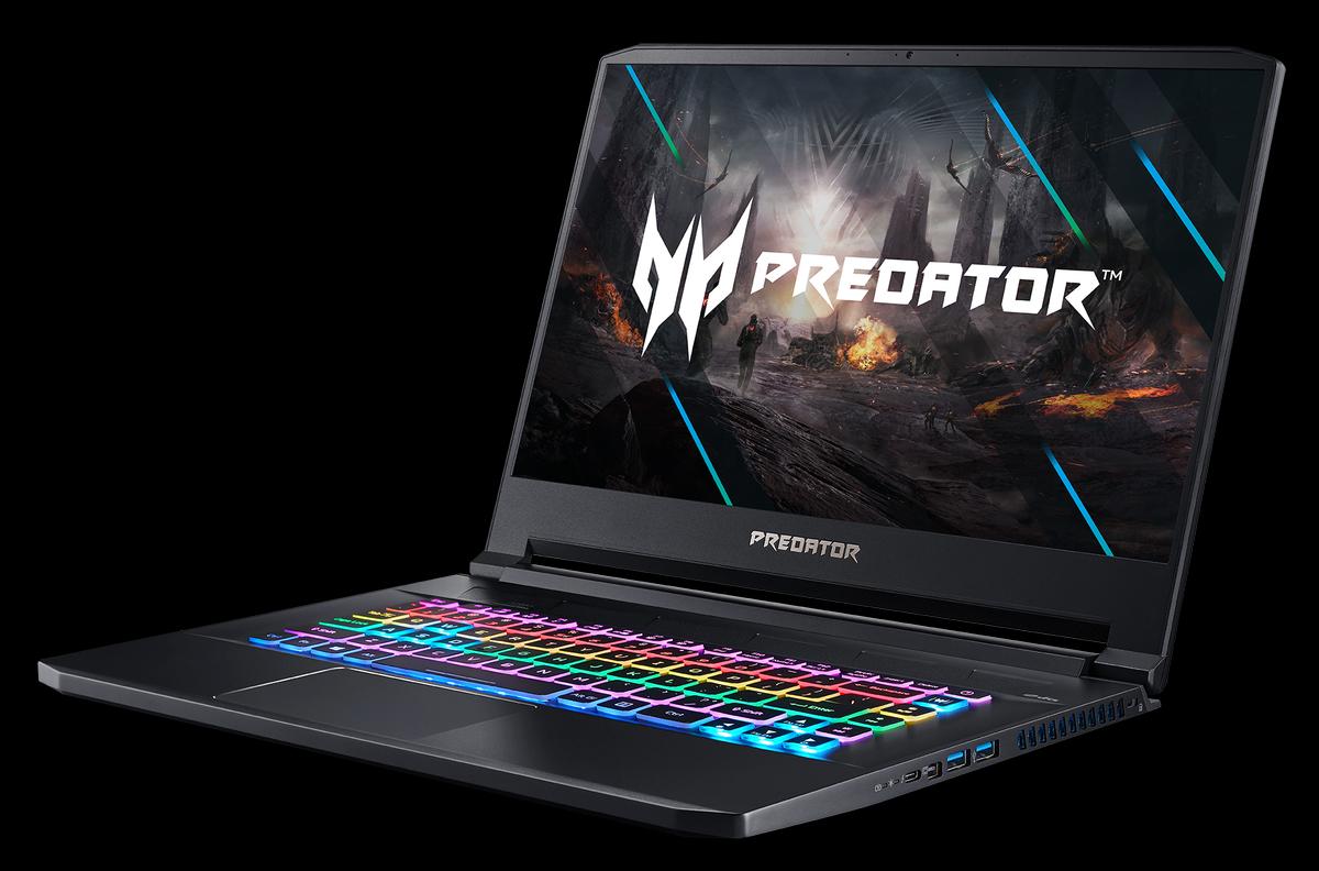 Обновленные ноутбуки Predator Helios 300 и Triton 500 от Acer вышли на российский рынок