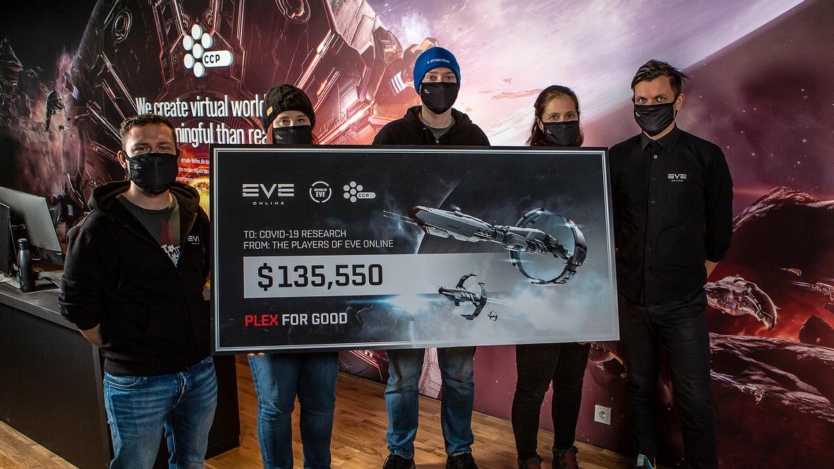 EVE Online  Начало альянсового турнира и более 135 тысяч долларов для борьбы с коронавирусом