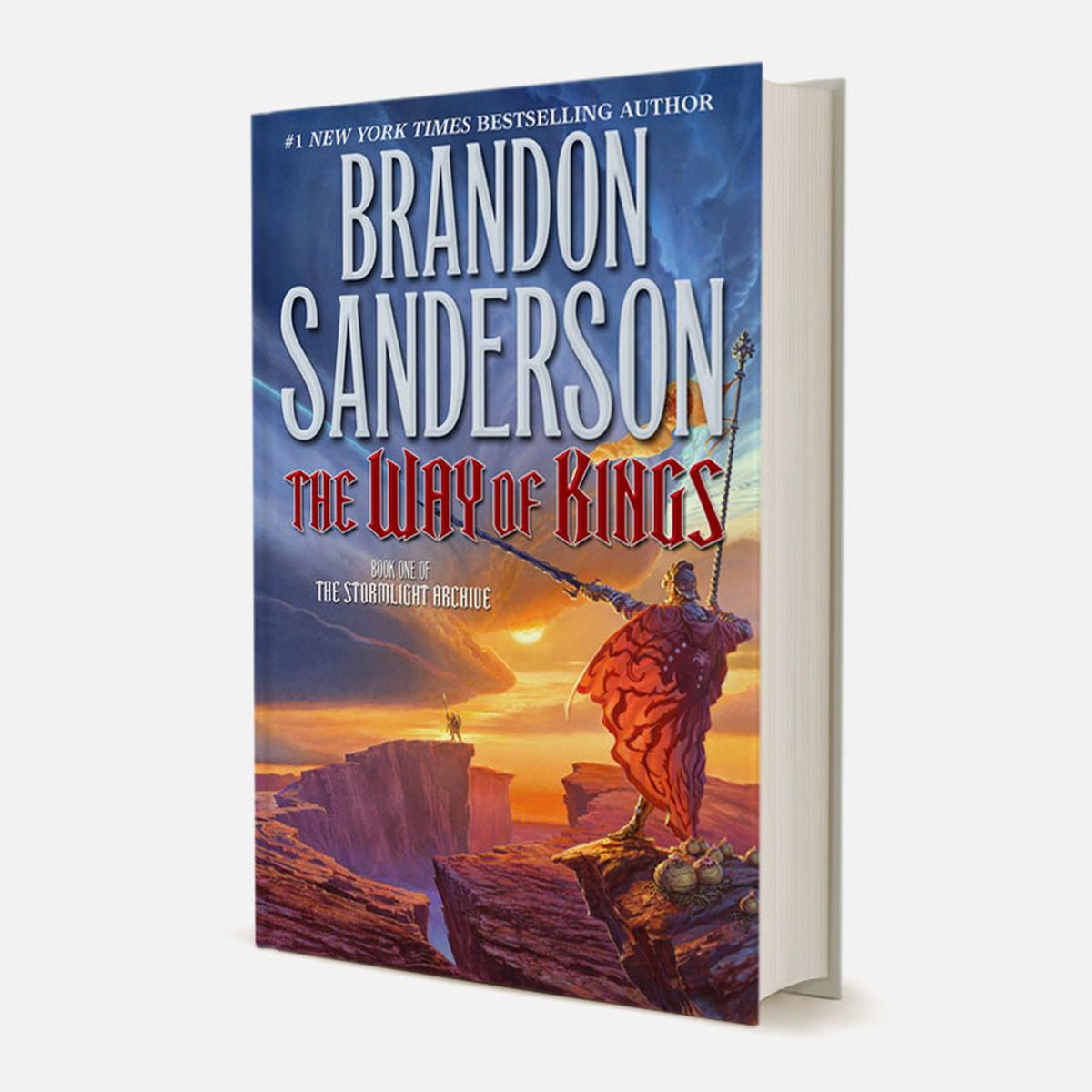 К прочтению обязательно: многогранный Космер Брендона Сандерсона