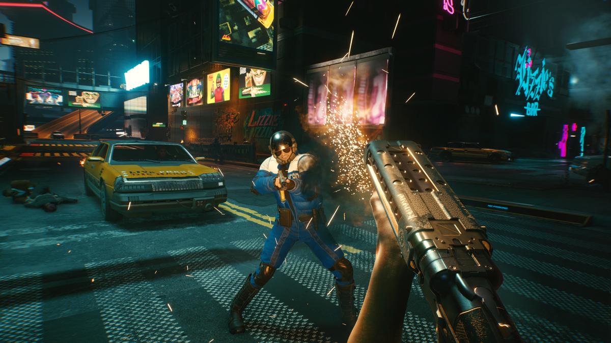 Cyberpunk 2077 - Порция новых скриншотов и различные подробности об игровом процессе