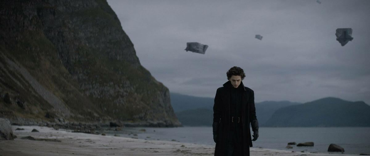 Первый кадр «Дюны» с Полом Атрейдесом в исполнении Тимоти Шаламе