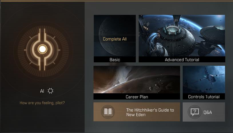 EVE Echoes — Знакомство с основами игры и очередная порция ответов на вопросы