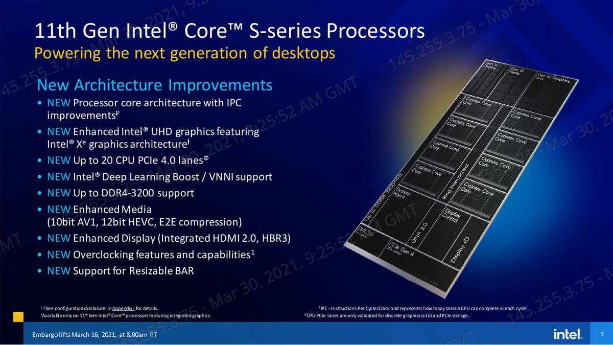 Обзор процессора Intel Core i7-11700K, тестирование в играх, сравнение с 10700K ч.1, Последнее УРА! на 14 нм