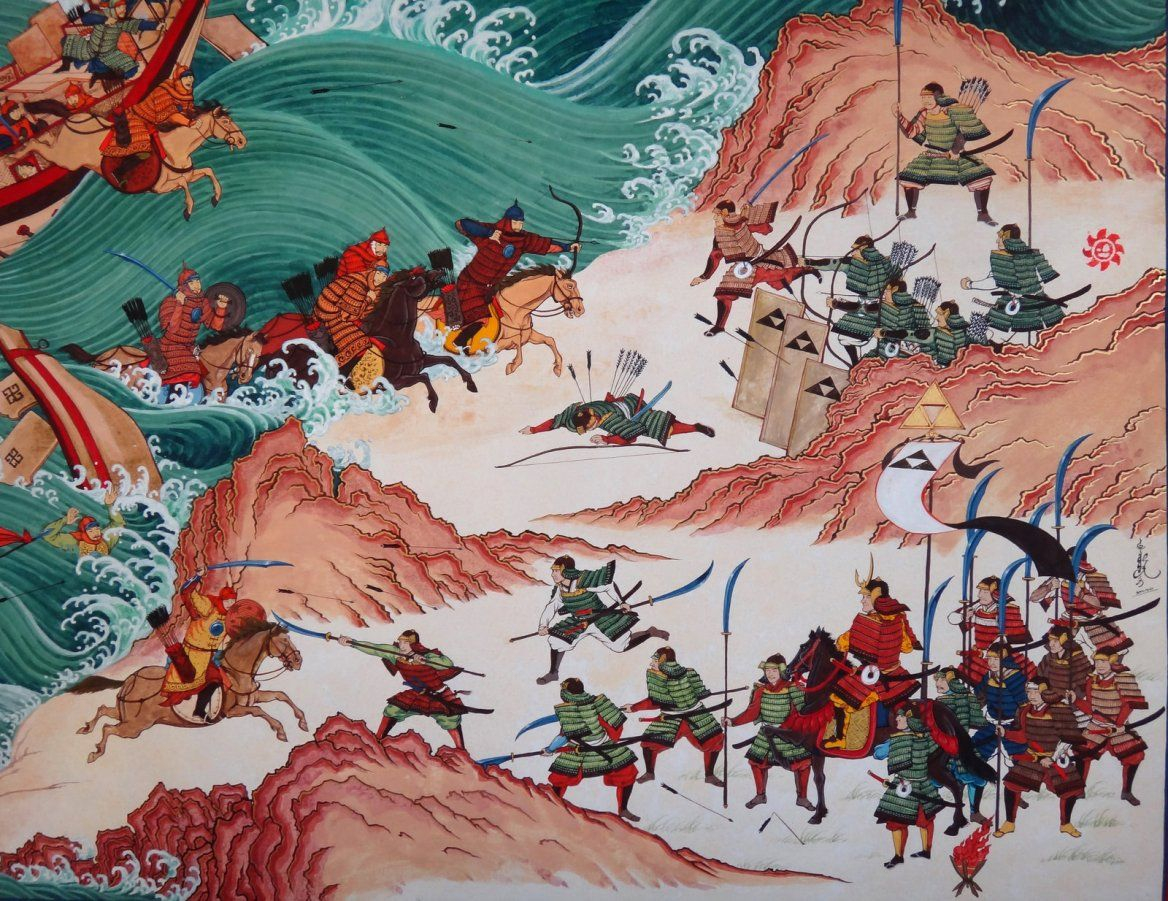 Релиз Ghost of Tsushima скоро - История великого противостояния