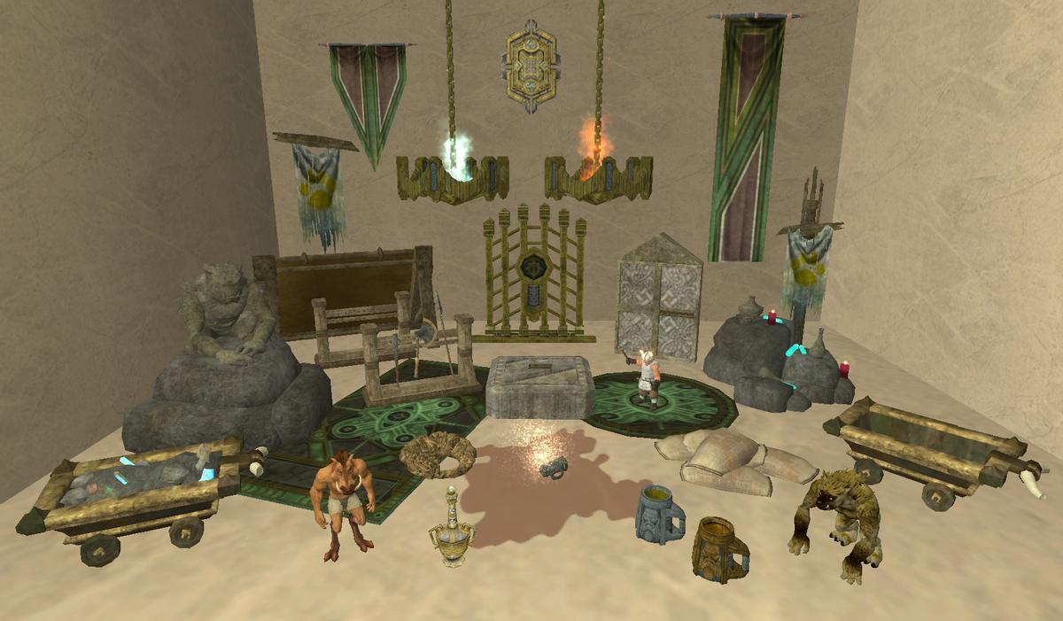 EverQuest II - Норрат готовится отпраздновать Brewday