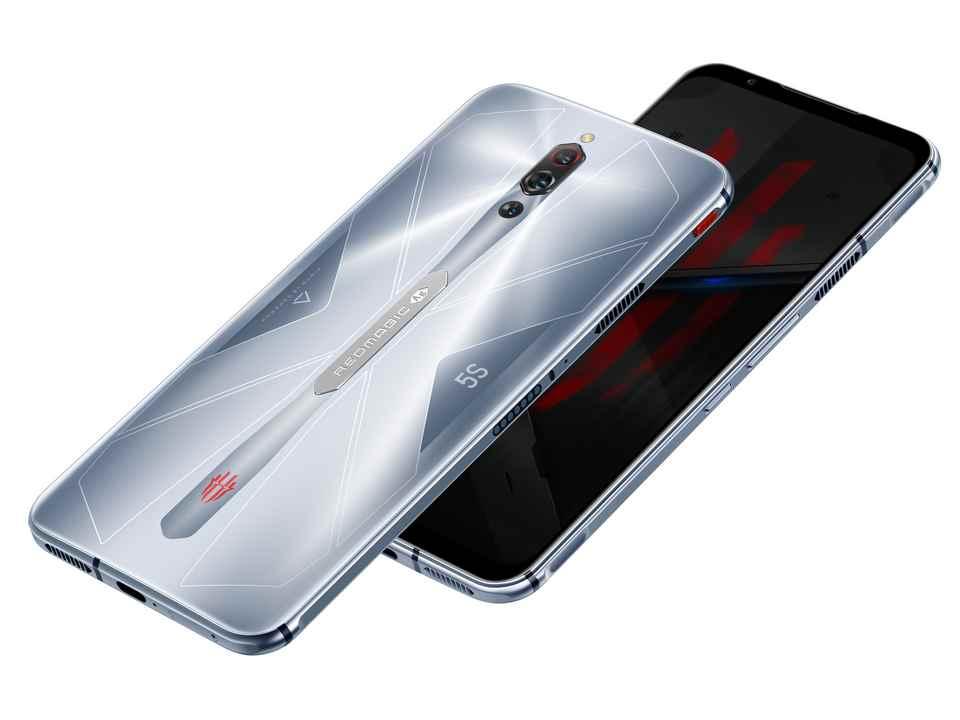 Цену игрового смартфона RedMagic 5s от ZTE снизили и дарят подарки за покупку,