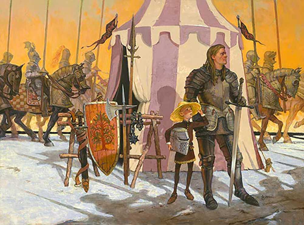 HBO взялся за еще один приквел Игры престолов - Повести о Дунке и Эгге