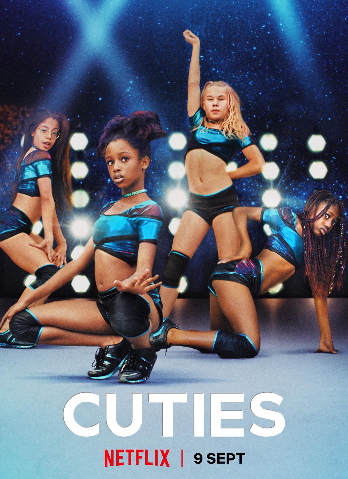На Netflix выйдут «Милашки» - фильм об 11-летних девочках, танцующих тверк и исследующих женственность