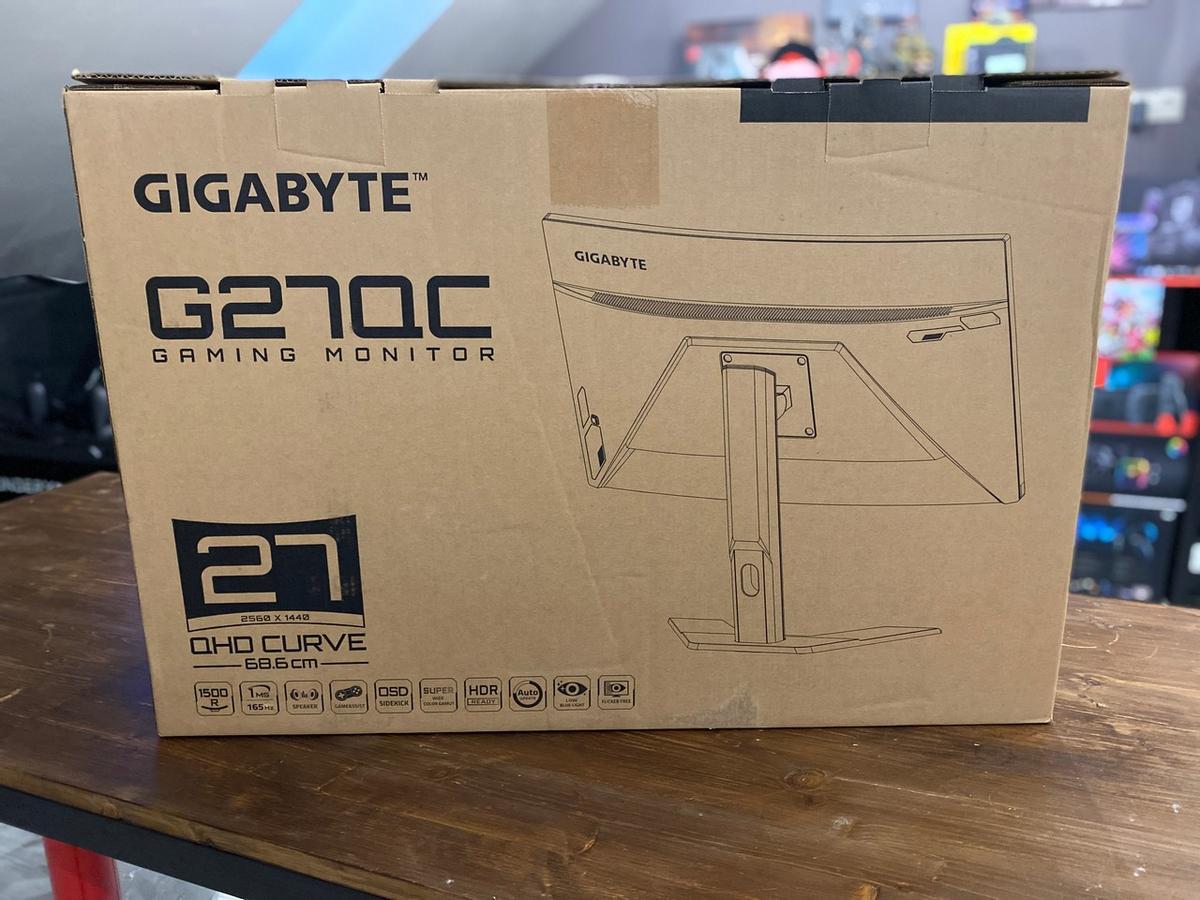 [Обзор] монитор GIGABYTE G27QC