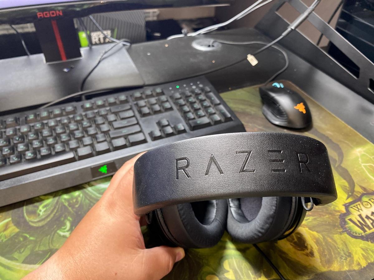[Обзор] RAZER Kraken Ultimate — топовая геймерская гарнитура