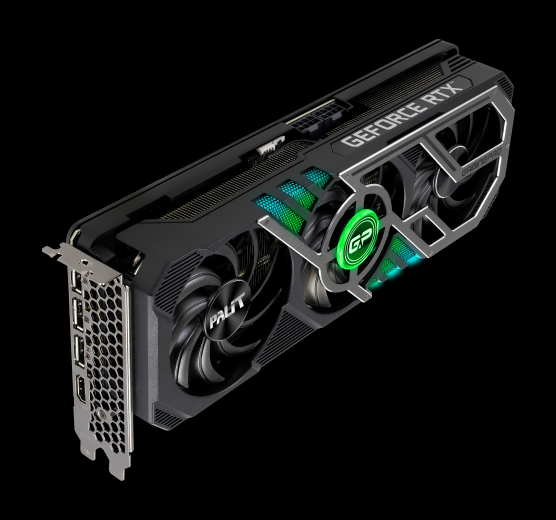 Серии видеокарт GamingPro и Dual от Palit пополнились GeForce RTX 3060 Ti