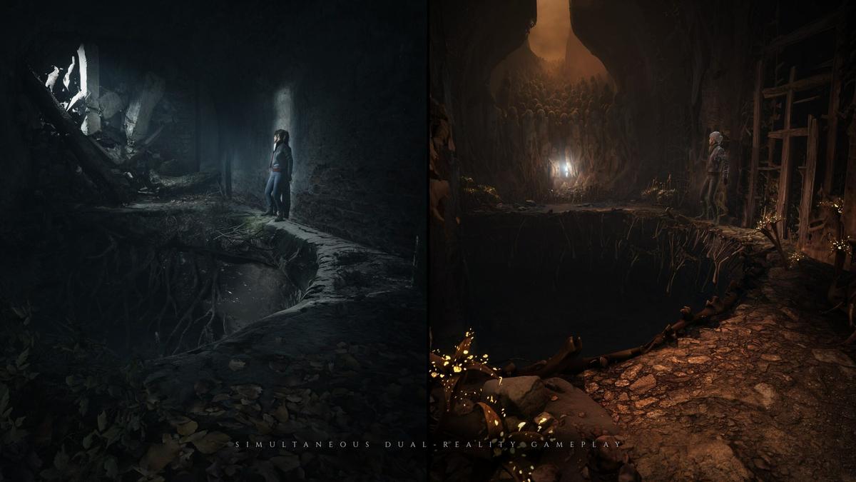 The Medium Игрок будет бродить в двух мирах одновременно (официальные подробности)
