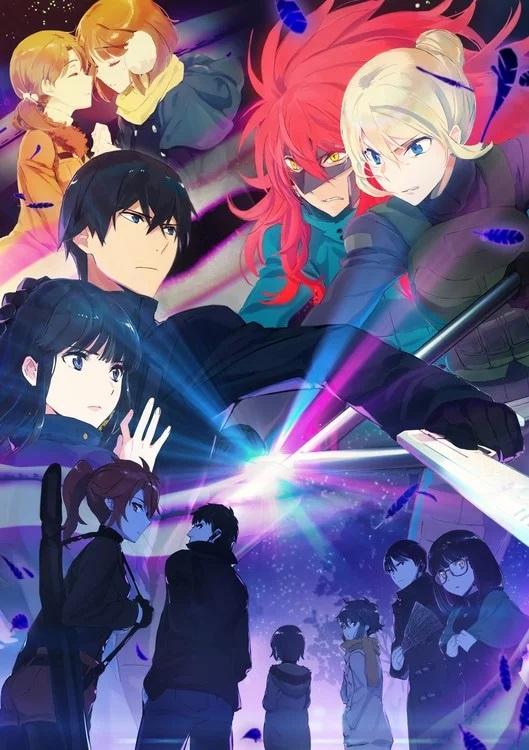 Mahouka: Непутевый ученик в школе магии - Новый трейлер второго сезона