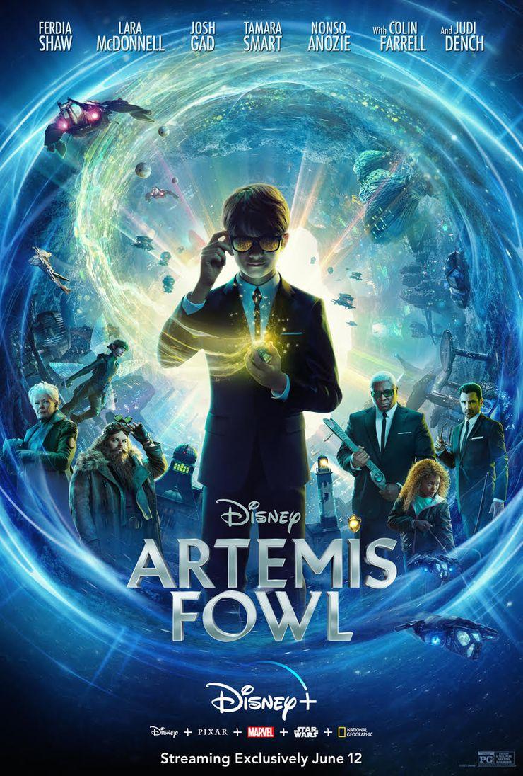 «Артемис Фаул» выйдет на Disney+ 12 июня