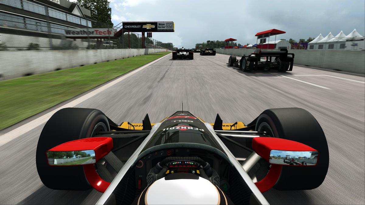 Почему симрейсинг – это виртуальный автоспорт?