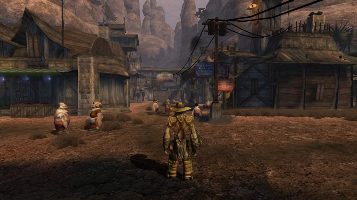 Oddworld: Stranger's Wrath HD - неплохой ремастер не выдерживает проверку временем