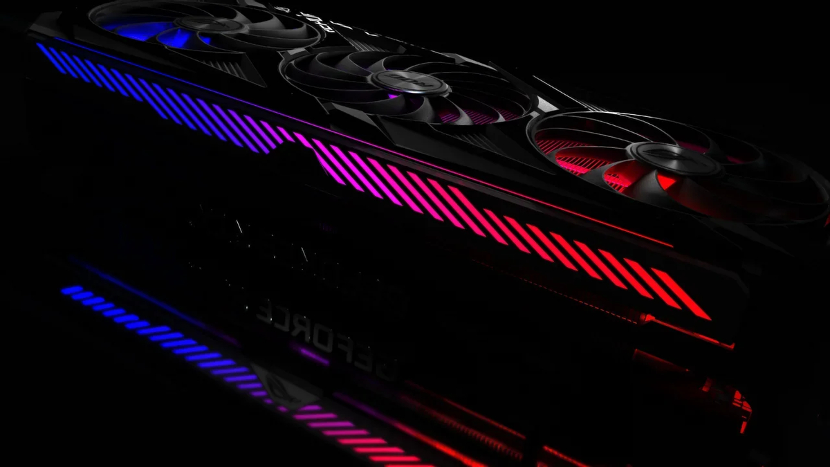 Видеокарты NVIDIA GeForce RTX 30-й серии от ASUS