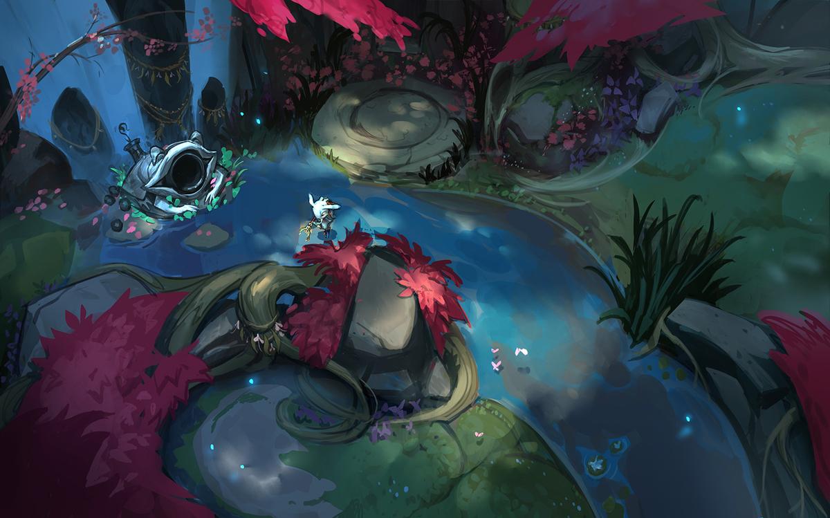 """League of Legends - Переработанный """"Штурм нексуса"""", обновление  для Таама Кенча и многое другое"""