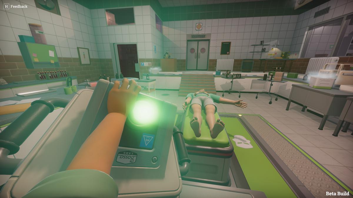 Превью Surgeon Simulator 2 - Хирургия в полевых условиях