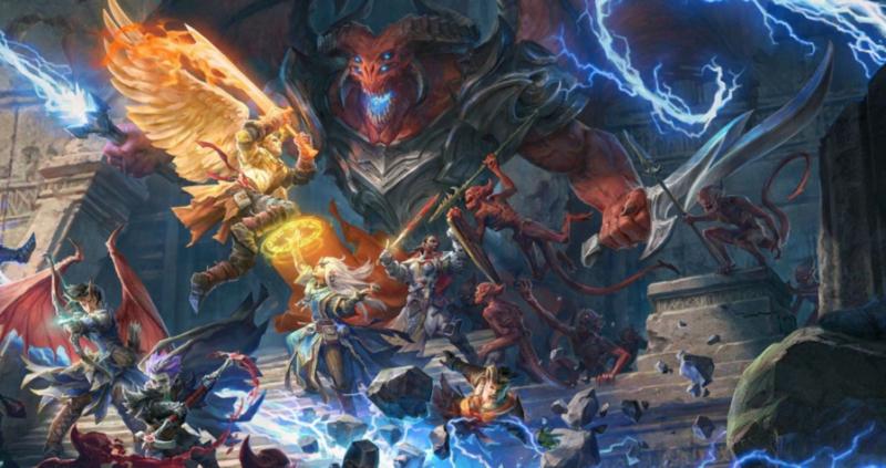 Pathfinder: Wrath of the Righteous - вся известная информация об игре