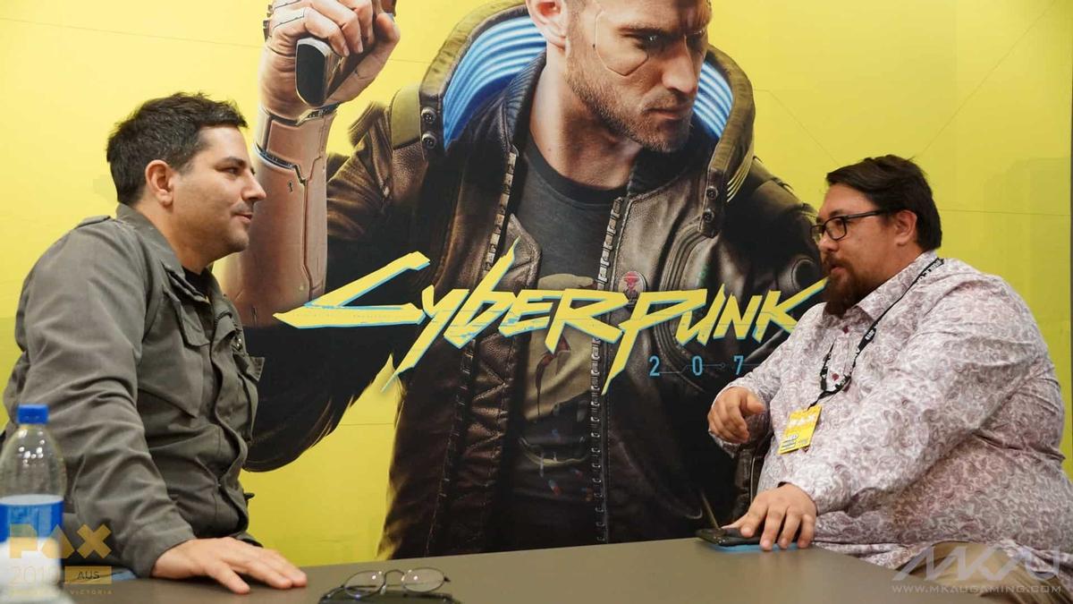 Cyberpunk 2077 - Обширное интервью с главой студии CD PROJEKT Red в Кракове