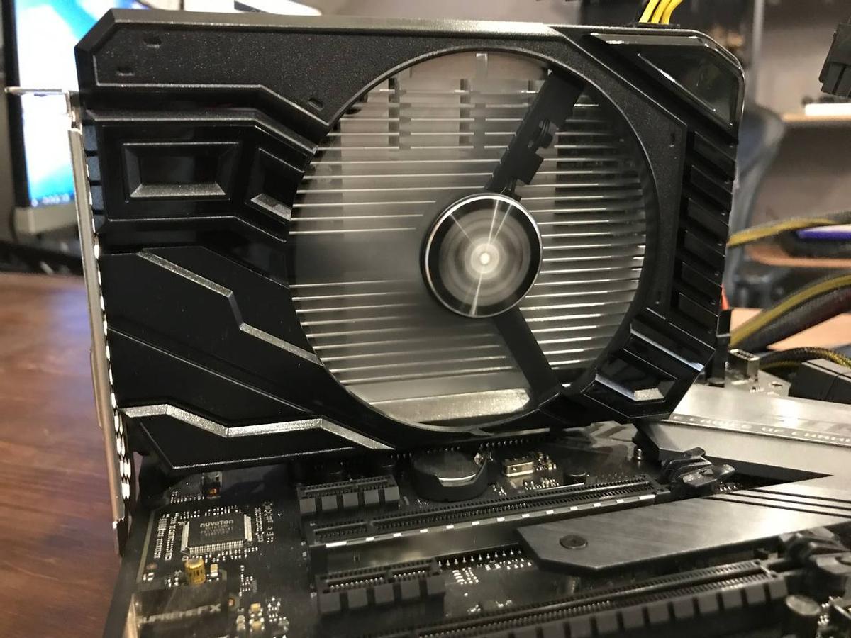 Palit GeForce GTX 1650 SUPER StormX OC: просто SUPER за свои деньги
