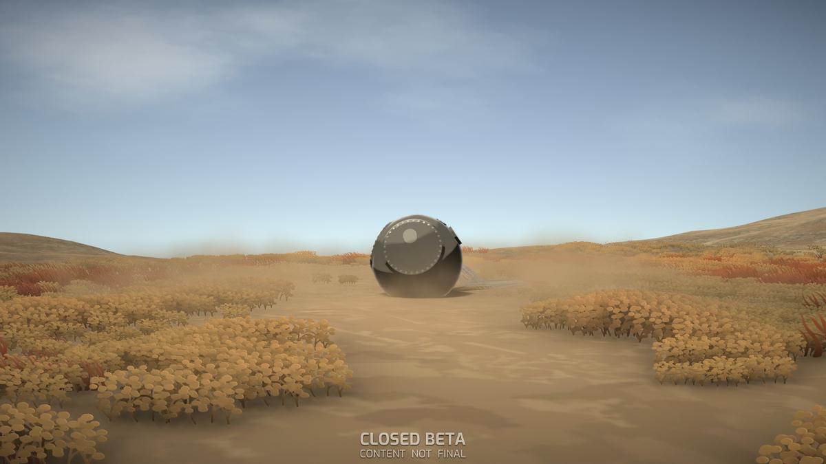 Mars Horizon - почувствуй себя Илоном Маском