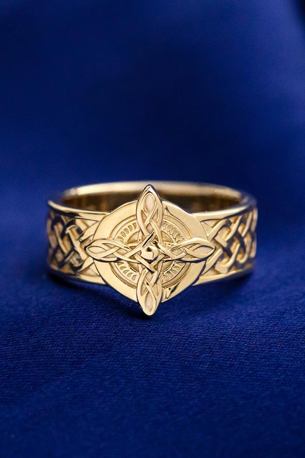 Золотое кольцо Ритуала Мары из The Elder Scrolls можно купить всего за 1000