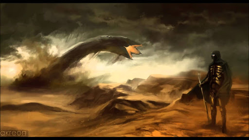 """Что почитать - """"Дюна"""" - Знакомство со вселенной"""