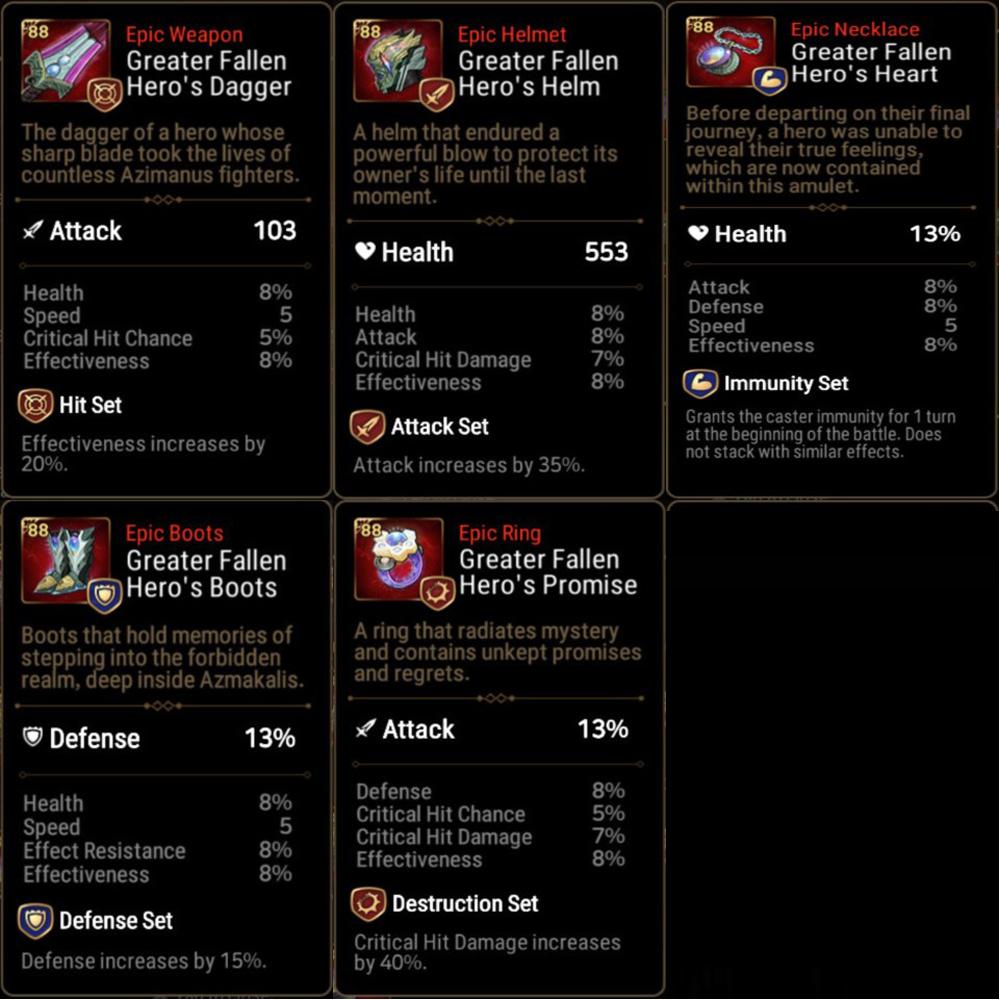 Epic Seven - Разработчики рассказали о 12 и 13 хантах и обновлении хэлл-рейда (обновлено)