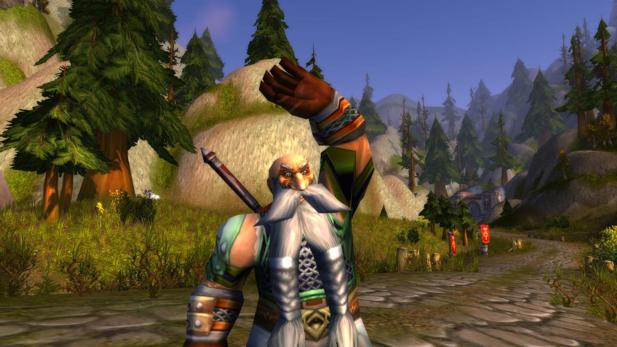 World of Warcraft - Каким было начало разработки игры?