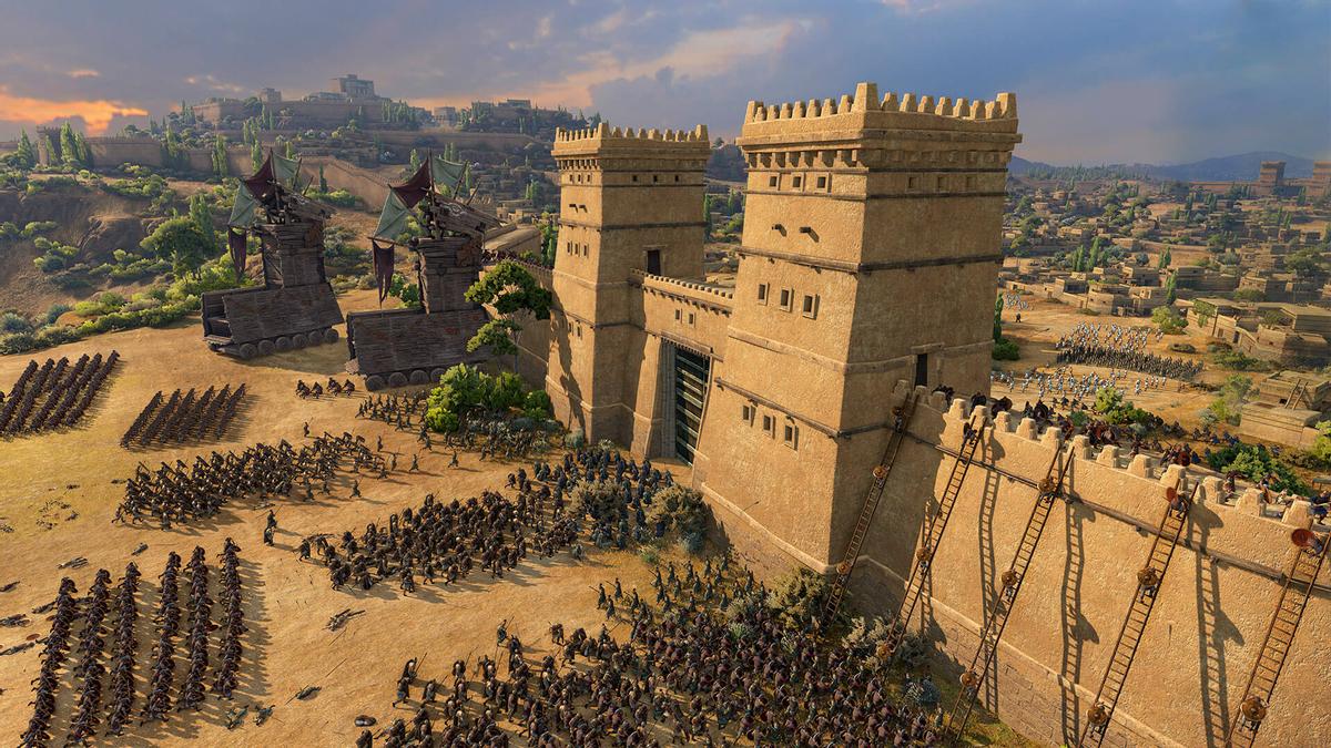 Total War Saga: Troy - Мифы и реальность. Сказ о том, как армия в коня залезла