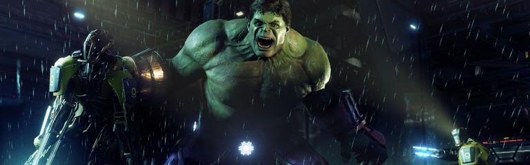 Marvels Avengers  Соколиный Глаз появится после релиза, а Халк посетит Россию