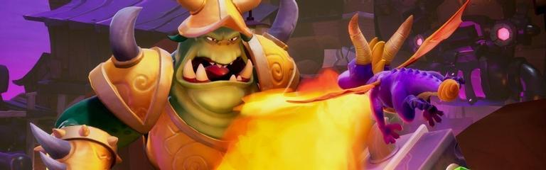 Стрим: Spyro Reignited Trilogy - Разыскиваем украденные яйца