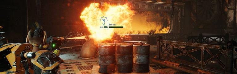 Gamescom 2020 Necromunda Underhive Wars  Трейлер банд