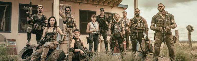 Армия мертвых Зака Снайдера еще не вышла, но Netflix уже готовит фильм-приквел и аниме