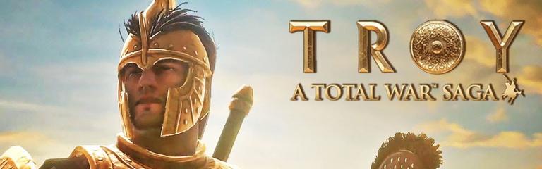Стрим A Total War Saga TROY - Первый взгляд