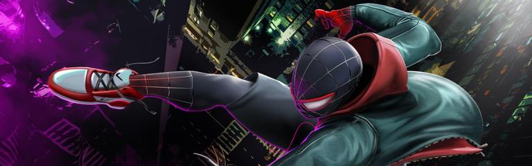 Marvels Spider-Man Miles Morales  Insomniac пообещала 4К 60 FPS в опциональном Режиме производительности