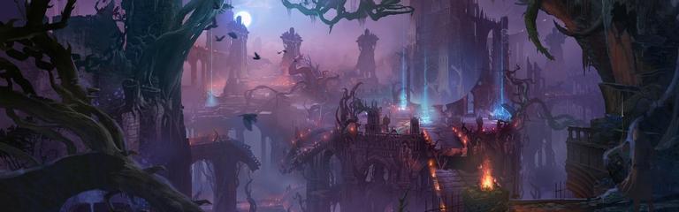 "League of Legends - ""Проклятый лес"" будет отключен"