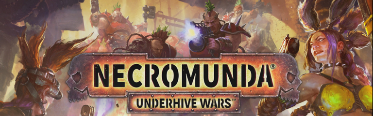 Стрим Necromunda Underhive Wars - Первый взгляд