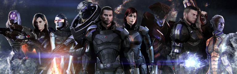 Слухи: Mass Effect - Компании Electronic Arts готовит ремастер трилогии