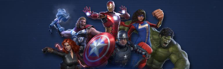 Marvels Avengers  Раздача ключей для ПК