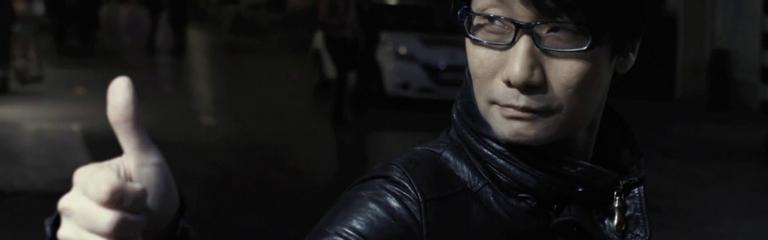 Хидео Кодзима - человек года от GamingBolt