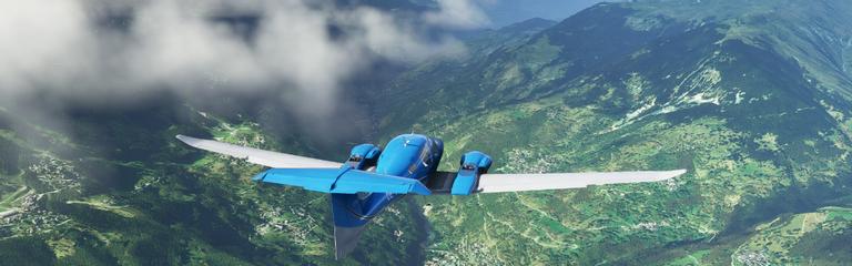 Microsoft Flight Simulator  Виртуальным пилотам - виртуальных авиадиспетчеров. Asobo объединилась с VATSIM