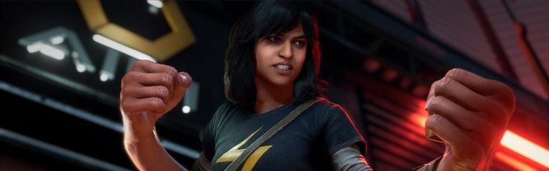 Marvels Avengers  Очень много игрового процесса со стартовавшей беты