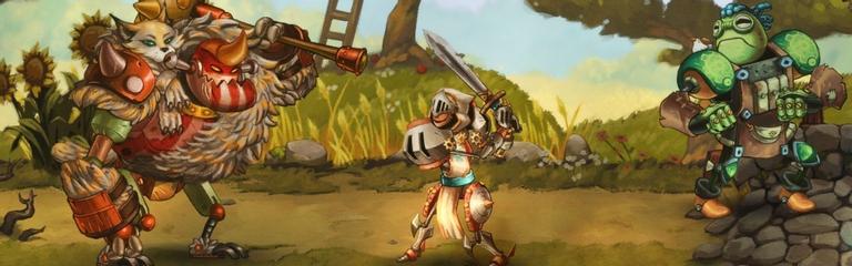 SteamWorld Quest: Hand of Gilgamech - Релизный трейлер и дата выхода